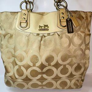 Coach handbag.